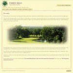 Forest Hills Country Club golf course Rockford Illinois