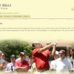 Forest Hills Country Club website